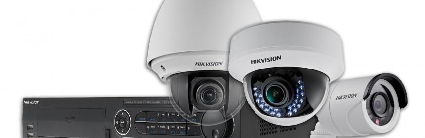 camerabewaking set hikvision